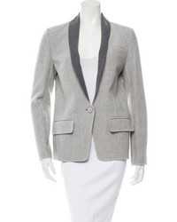 Alexander Wang Long Sleeve Wool Blazer