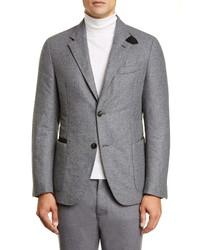 Ermenegildo Zegna Mill Hybrid Classic Fit Wool Blend Sport Coat