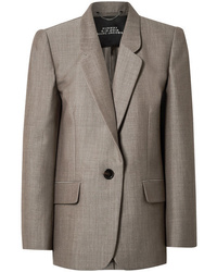 Marc Jacobs Oversized Wool And Blazer