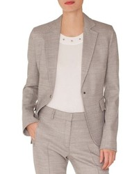 Stretch wool blazer medium 8686733