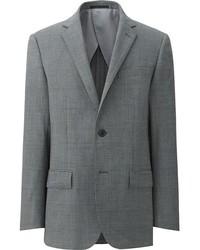 Uniqlo Stretch Wool Slim Fit Jacket