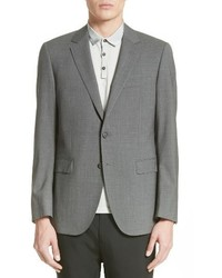 Lanvin Tropical Wool Suit Jacket