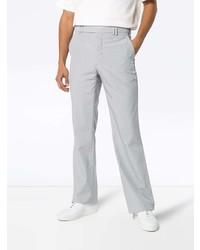 Mackintosh 0002 Double Loop Wool Blend Trousers