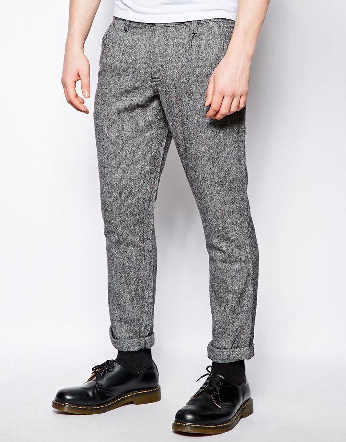 Farah Vintage Tweed Pant