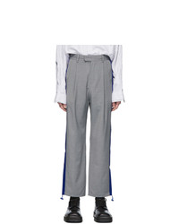 Ader Error Grey T 914 Space Trousers