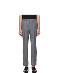 Z Zegna Grey Trousers