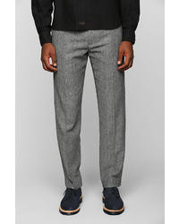General Assembly Herringbone Suit Pant