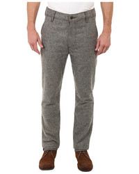 7 For All Mankind The Chino In Heather Grey Tweed