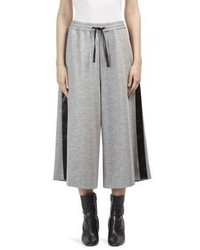 Wool culotte sweatpants medium 4398237