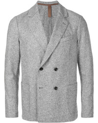 Eleventy Double Breasted Blazer