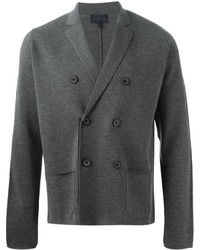Lanvin Double Breasted Cardi Blazer