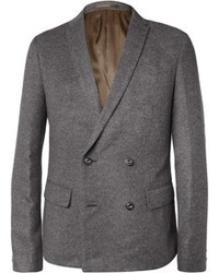 Kolor Slim Fit Wool Blend Blazer