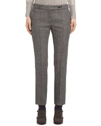 Grey Wool Dress Pants