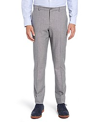 1901 Donegal Slim Fit Wool Blend Trousers