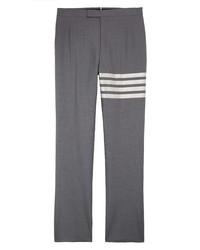 Thom Browne 4 Bar Melange Wool Pants
