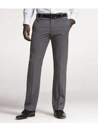 bde97d5b Men's Grey Dress Pants by Express   Men's Fashion   Lookastic.com