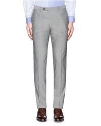 TOMORROWLAND Fratelli Tallia Di Delfino Wool Birdseye Slim Fit Pants