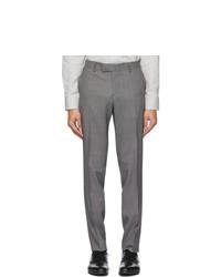 Tiger of Sweden Grey Wool Tordon Trousers