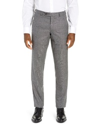 Ted Baker London Jerome Solid Wool Trousers