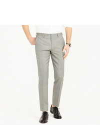 J.Crew Ludlow Suit Pant In Italian Stretch Worsted Wool