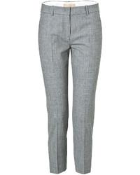 Michael Kors Michl Kors Collection Stretch Wool Cigarette Pants