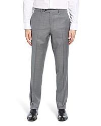John W. Nordstrom Torino Sharkskin Stretch Wool Trousers