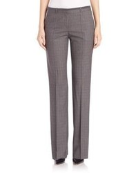 BOSS Tulea5 Stretch Wool Pants