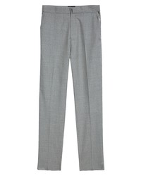 Givenchy Zip Detail Virgin Wool Trousers