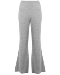 Miss Selfridge Flared Melange Twill Pants
