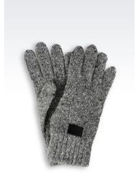 Armani Jeans Wool Glove