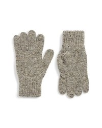 Drake's Donegal Wool Gloves