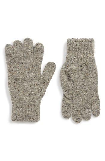 Drake's Donegal Wool Gloves