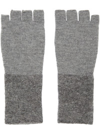 Rag & Bone Grey Mitzi Gloves