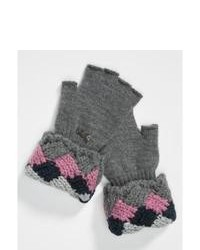 Levi s colored squares gloves grey multi medium 105473
