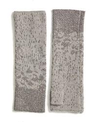 Eileen Fisher Metallic Fingerless Gloves
