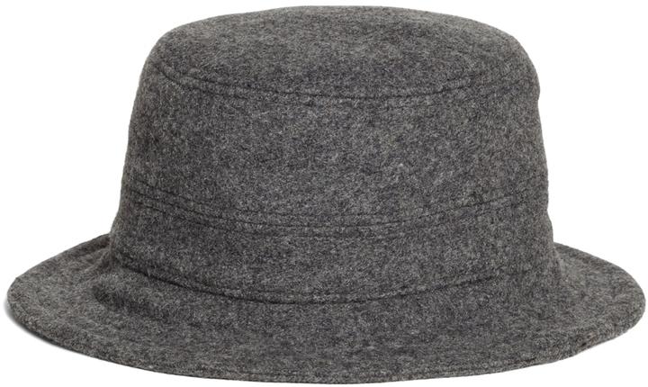 Brooks Brothers Wool Bucket Hat b2896dbec25