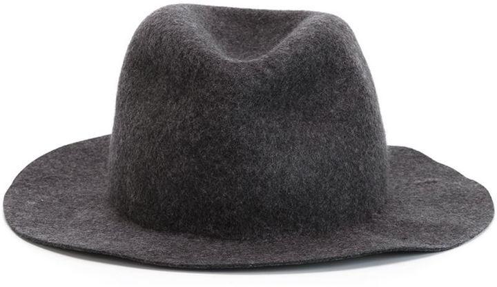 fa1478fc7faf1 ... Hats Comme des Garcons Comme Des Garons Shirt Classic Fedora Hat