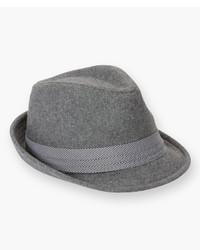 Levi's Wool Gingham Fedora