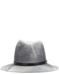 Rag & Bone Contrast Strap Hat