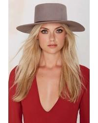 Brixton Strider Wool Fedora Hat