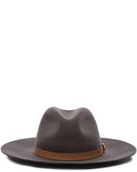 Rag & Bone Wide Brim Fedora Hat