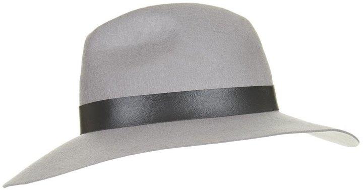 ... Topshop Wide Brim Fedora Hat ... 44ad9dce4a6