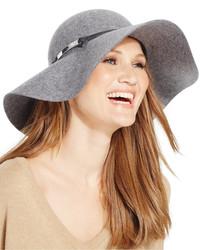 Calvin Klein Wool Felt Floppy Hat