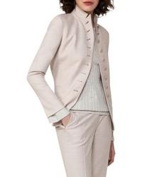 Stretch wool flannel jacket medium 3722886