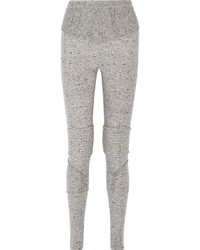 Moto style wool blend leggings medium 339993