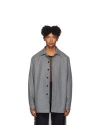 Jil Sanderand Grey Box Shirt