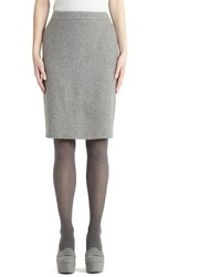 Brooks Brothers Cashmere Pencil Skirt