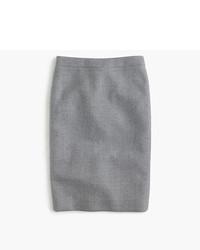 No 2 pencil skirt in double serge wool medium 5260983