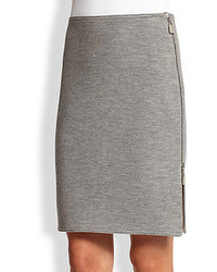 Akris Wool Pencil Skirt