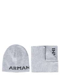 Armani Junior Hat And Scarf Set